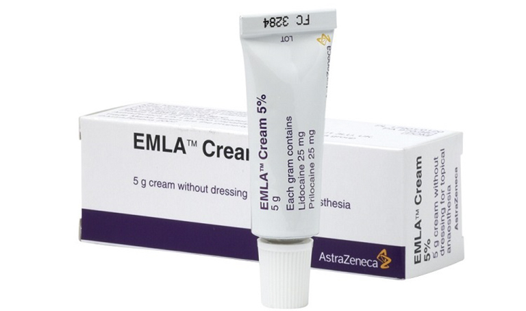 Thuốc bôi Emla 5% có công dụng hỗ trợ ngăn ngừa tình trạng xuất tinh sớm ở nam giói