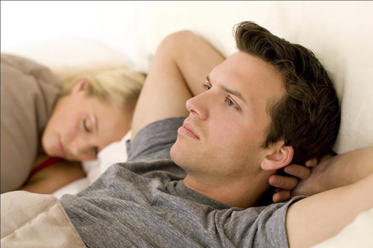 Mãn dục nam làm suy giảm khả năng tình dục ở nam giới