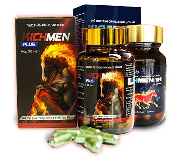 Kichmen Plus được chiết xuất từ thảo dược quý, rất an toàn, hiệu quả và được bác sĩ khuyên dùng