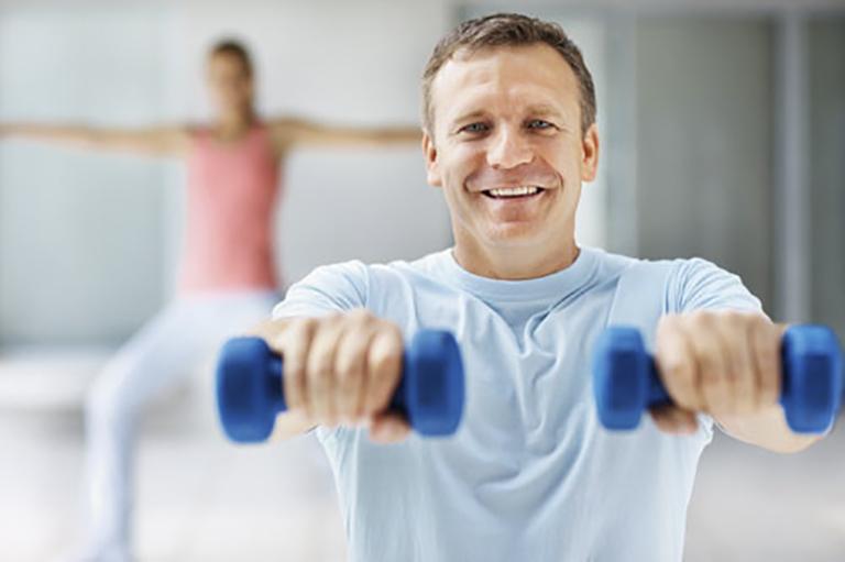 Thường xuyên luyện tập thể dục thể thao giúp cải thiện quá trình mãn dục rất hiệu quả
