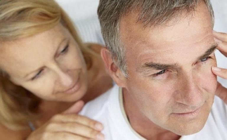 Mãn dục nam là tình trạng thường gặp ở đàn ông trung niên và đang có dấu hiệu trẻ hóa