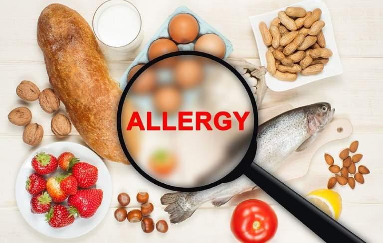 Những thực phẩm có nguy cơ gây dị ứng cao cho bé