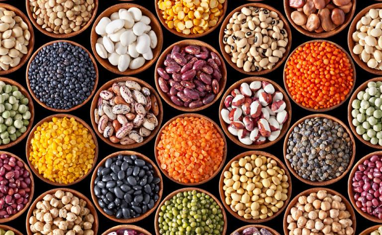 """Các loại đậu bổ sung nhiều chất dinh dưỡng, giúp phục hồi số lượng, chất lượng tinh trùng sau khi """"chính chiến""""."""