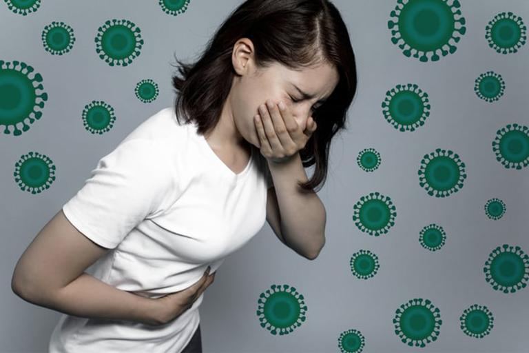 Ngộ độc thực phẩm khiến cơ thể buồn nôn, đau bụng đi ngoài