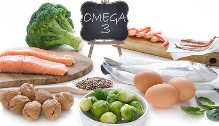 Omega-3 rất tốt cho cho cơ thể khi đang bị bệnh chốc lở mẹ nên bổ sung vào chế độ ăn uống của trẻ