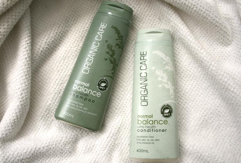 Dầu gội Organic Care chiết xuất từ thiên nhiên có tác dụng bảo vệ và ngăn ngừa tóc hư tổn