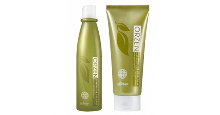 Dầu gội Orzen với chiết xuất tự nhiên, có khả năng chống rụng tóc và kích thích mọc tóc