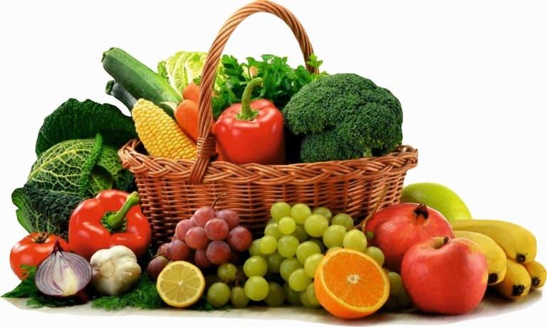 Chế độ ăn uống khoa học, nhiều rau củ sẽ giúp bạn phòng chống được nhiều bệnh