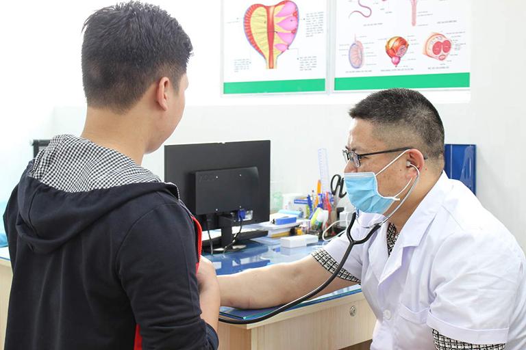 Thăm khám chữa bệnh viêm tuyến tiền liệt tại bệnh viện Đại học Y dược TPHCM