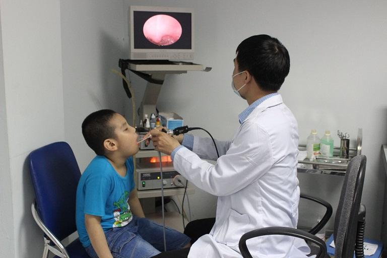 Phòng khám của bác sĩ Huỳnh Anh là địa chỉ khám chữa bệnh Tai Mũi Họng uy tín tại Đà Nẵng