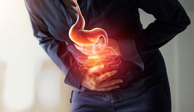 Rối loạn tiêu hóa xảy ra so sự co thắt cơ vòng trong hệ tiêu hóa