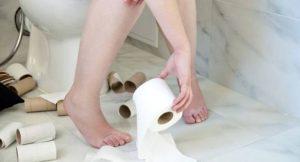 Sôi bụng tiêu chảy là triệu chứng bụng kêu rột rột kèm theo trung tiện nhiều lần, đi ngoài phân lỏng