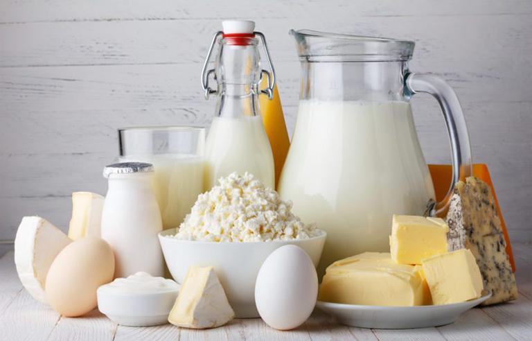 Sữa và các sản phẩm từ sữa làm gia tăng sự phát triển của ung thư tuyến tiền liệt ở nam giới