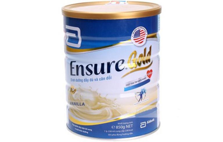 Ensure GoId là sản phẩm của thương hiệu Abbott Hoa Kỳ, đây là thức uống dinh dưỡng dành cho người già