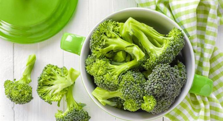 hoạt chất Sulforaphane trong súp lơ xanh có khả năng tiêu diệt các tế bào ung thư trong tuyến tiền liệt