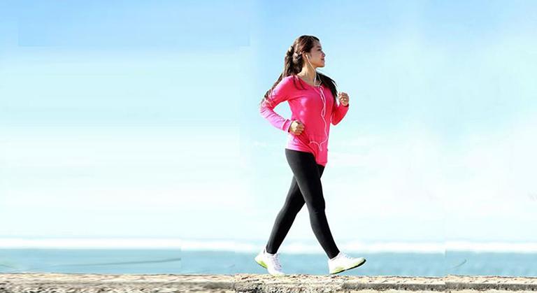 Tạp thể dục thường xuyên giúp tăng cường sức đề kháng, chống lại bệnh tật