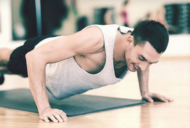 Luyện tập thể dục giúp tăng cường sức khỏe và thúc đẩy quá trình sản xuất tinh trùng hiệu quả