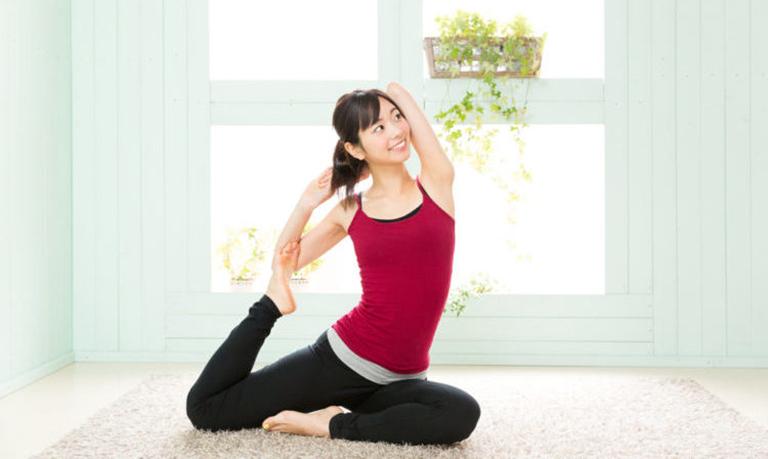 Tập yoga giúp tăng cường nhu động ruột, tốt cho quá trình hồi phục sau phẫu thuật