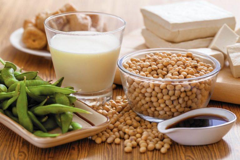 Các sản phẩm từ đậu nành đều không tốt cho tinh trùng