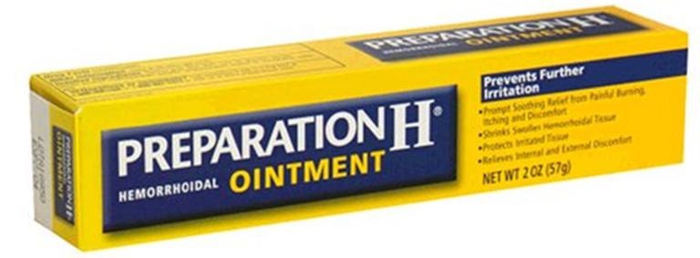 Thuốc bôi Preparation-H làm giảm nhanh các triệu chứng của bệnh trĩ, được bác sĩ khuyên dùng