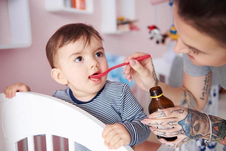 thuốc điều trị tiêu chảy cấp ở trẻ em