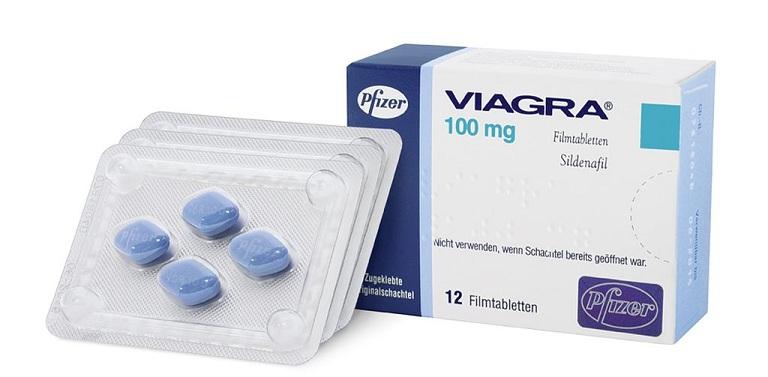 Thuốc tăng cường sinh lý nam giới tốt nhất của Mỹ Viagra