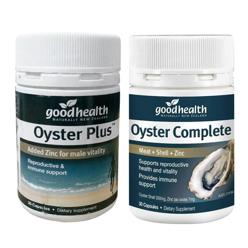 Thuốc tăng cường sinh lý nam Oyster Complete của Úc