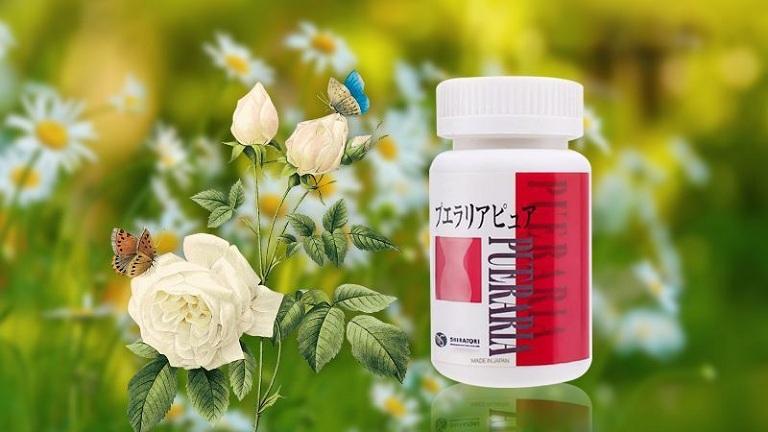 thuốc tăng cường sinh lý nữ của nhật Pueraria Pure