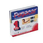 Thuốc tẩy giun Fugacar có giá bán từ 17.000 - 20.000 VNĐ/hộp.