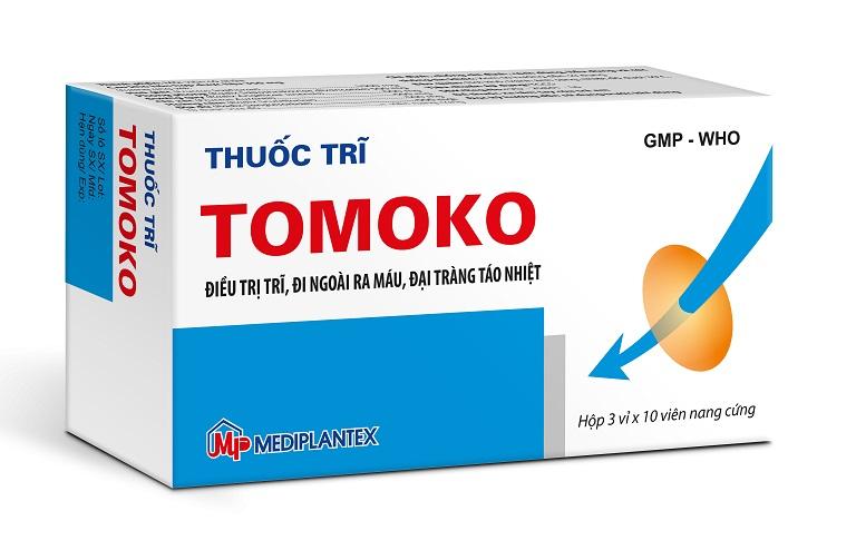 Thuốc tiêu trĩ Tomoko