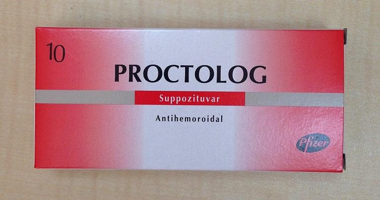Thuốc trĩ Proctolog