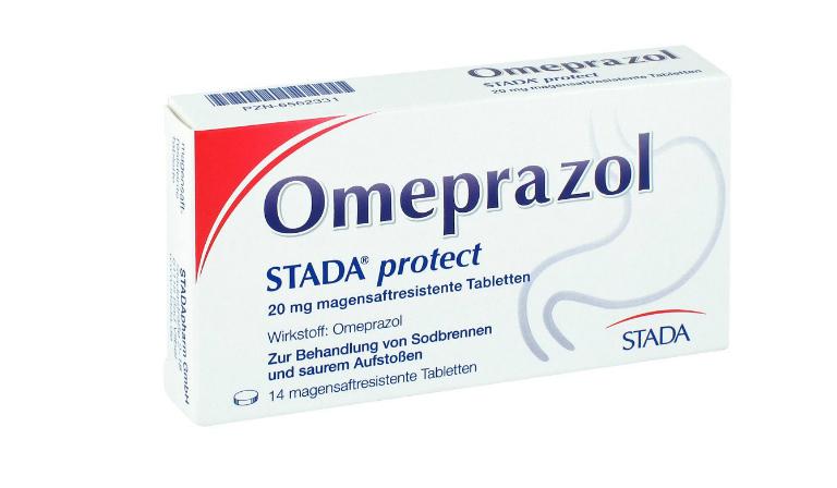 Thuốc Omeprazol điều trị chứng đầy hơi, khó tiêu hiệu quả