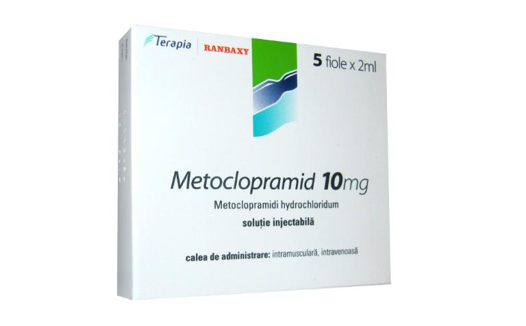 Thuốc Metoclopramid cải thiện chứng đầy hơi, ợ nóng,...