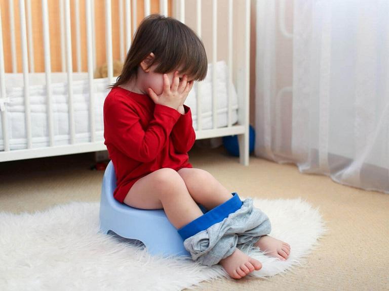 Tiêu chảy cấp ở trẻ em