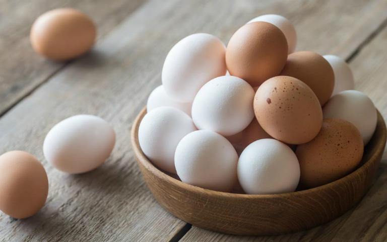 Trứng là một loại thực phẩm giàu dinh dưỡng, thích hợp đối với người bệnh tiêu chảy.