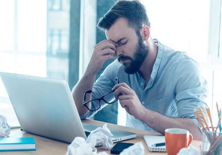 Thức khuya, căng thẳng mệt mỏi tác động xấu đến chất lượng và tuổi thọ tinh trùng