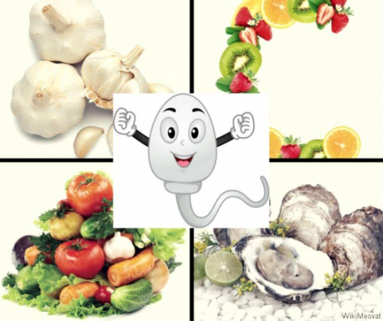 Những thực phẩm tốt cho tinh trùng