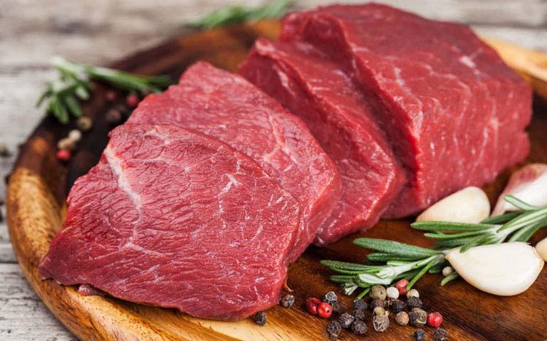 Tinh trùng yếu nên ăn gì? Thịt bò chính là lựa chọn tốt