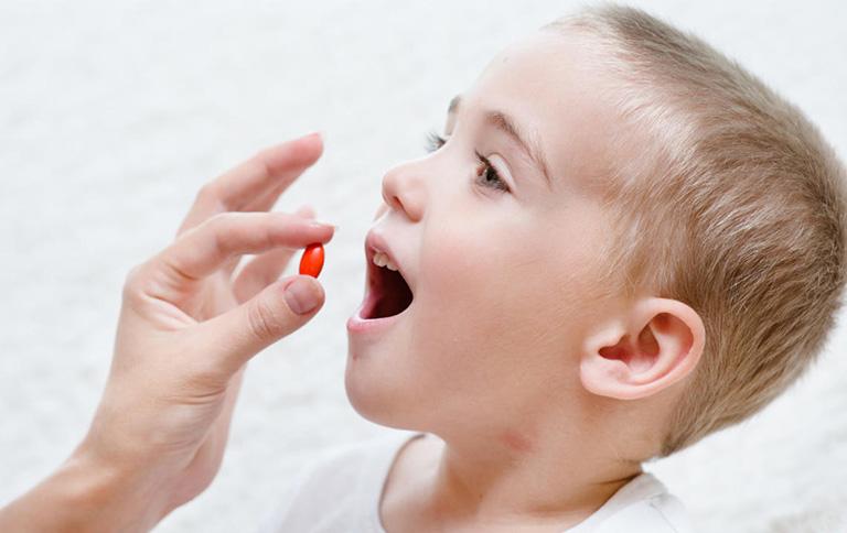 dị ứng thức ăn ở trẻ là gì