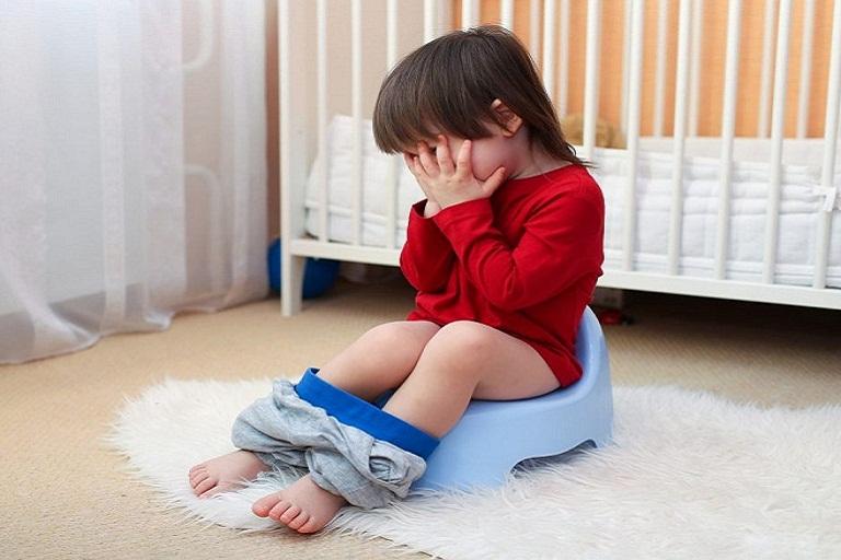 trẻ bị tiêu chảy có nên ăn bí đỏ