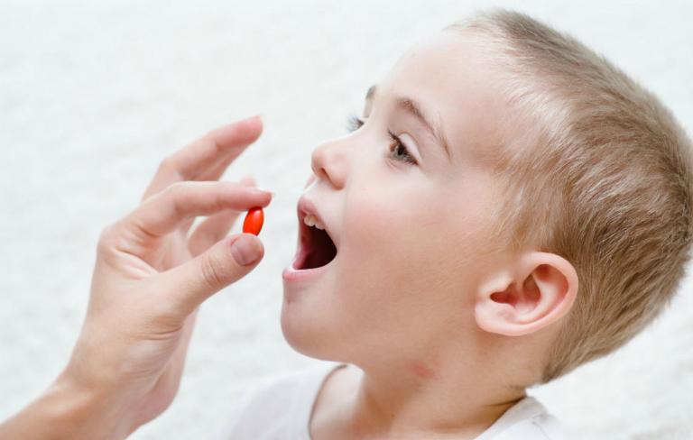 Trẻ từ 2 tuổi trở lên có thể thực hiện tẩy giun.