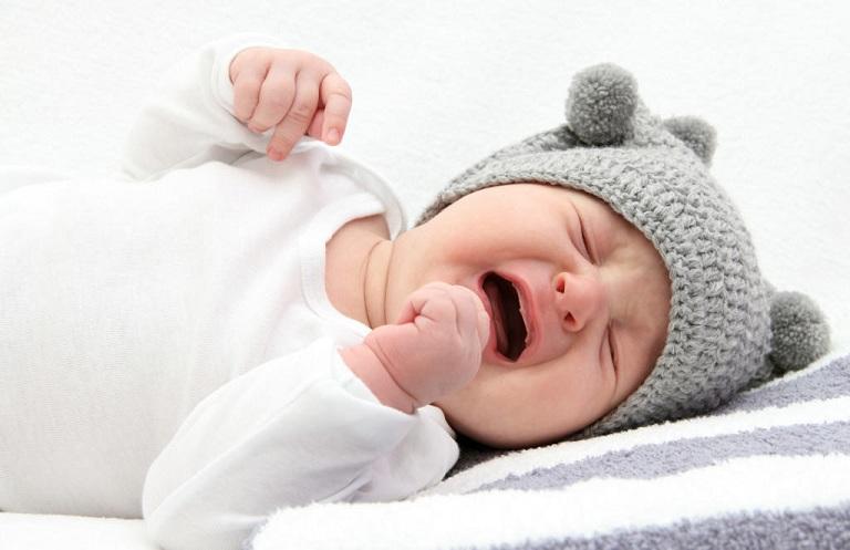 Triệu chứng nhiễm trùng đường tiểu ở trẻ nhỏ