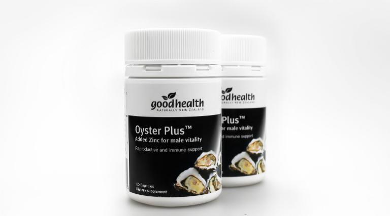Thuốc Oyster Plus giúp tinh trùng khỏe mạnh.