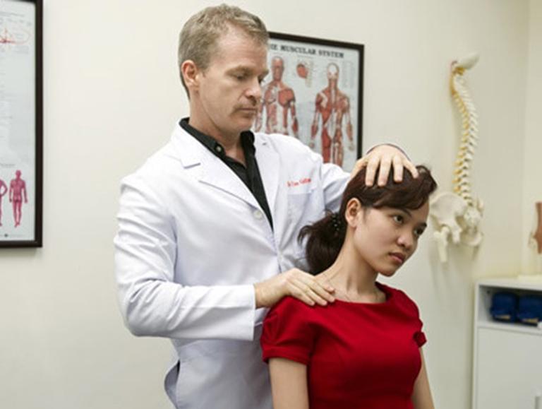 Vật lý trị liệu là phương pháp chữa thoái hóa đốt sống cổ được chuyên gia đánh giá cao