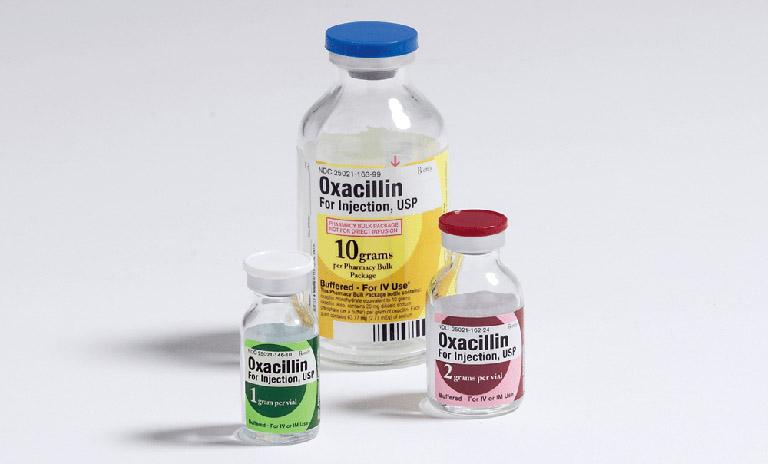 viêm amidan hốc mủ nên uống thuốc gì
