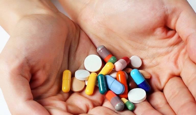 Kháng sinh liều mạnh thường được sử dụng để điều trị viêm da liên cầu viêm quầng