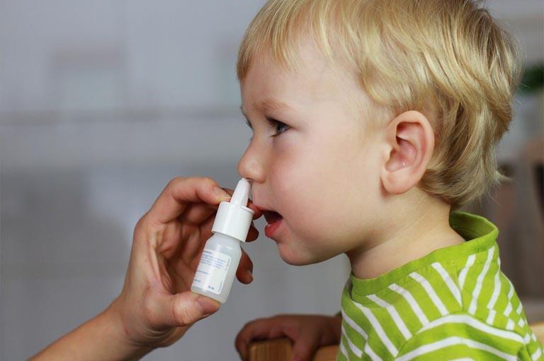 thuốc tây chữa viêm mũi dị ứng cho trẻ em