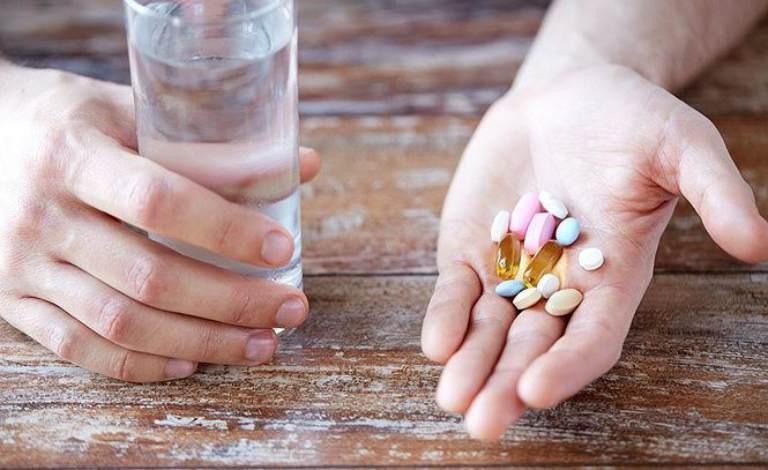 Sử dụng thuốc là một trong những cách điều trị thường được áp dụng
