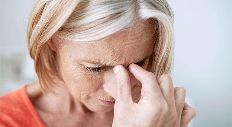 cách làm giảm đau viêm xoang nhức đầu