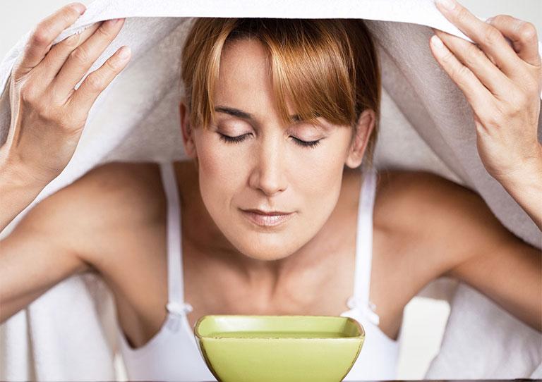 viêm xoang gây nhức đầu
